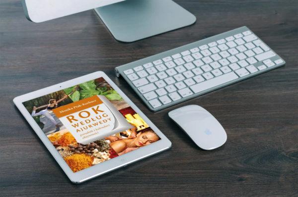 Rok z Ajurwedą ebook